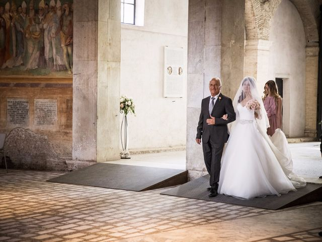 Il matrimonio di Emanuele e Francesca a Roma, Roma 29