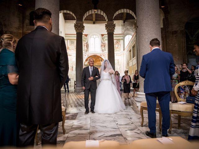 Il matrimonio di Emanuele e Francesca a Roma, Roma 30