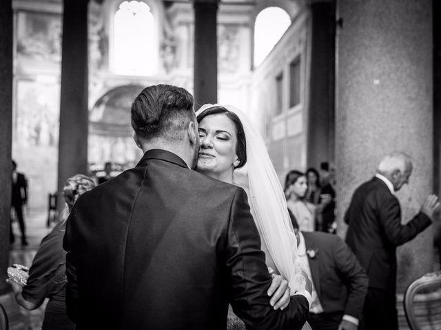 Il matrimonio di Emanuele e Francesca a Roma, Roma 31