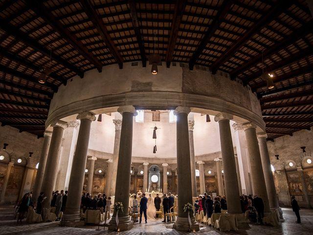 Il matrimonio di Emanuele e Francesca a Roma, Roma 32