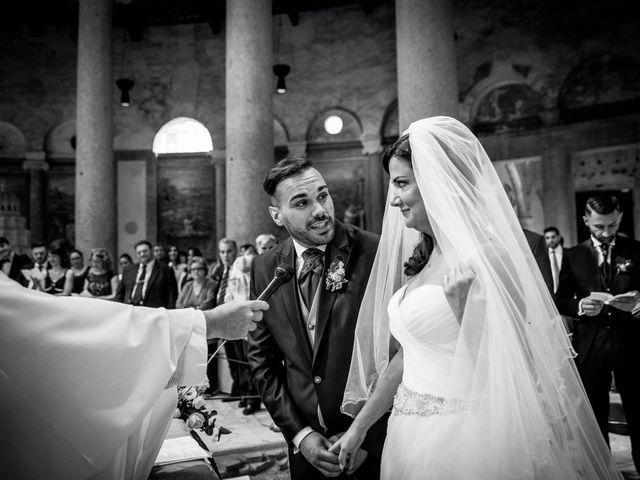 Il matrimonio di Emanuele e Francesca a Roma, Roma 33