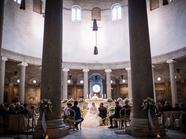 Il matrimonio di Emanuele e Francesca a Roma, Roma 34