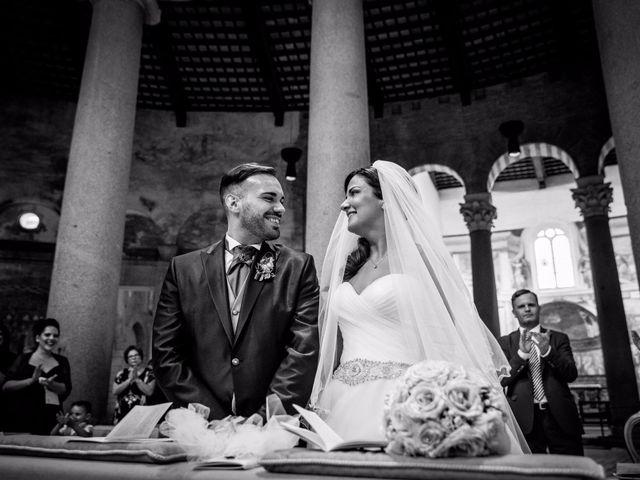 Il matrimonio di Emanuele e Francesca a Roma, Roma 35