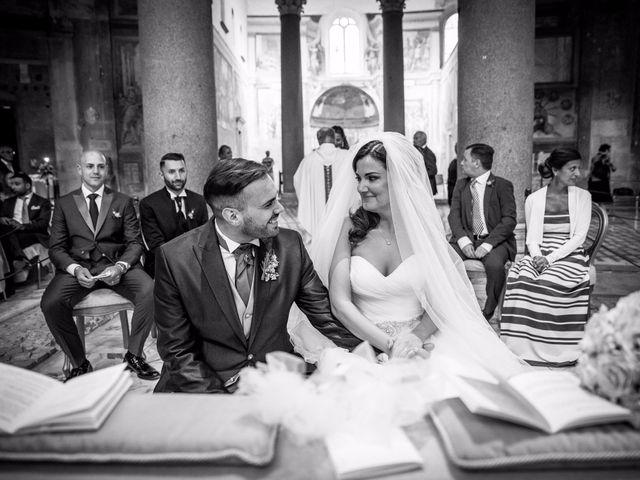 Il matrimonio di Emanuele e Francesca a Roma, Roma 36