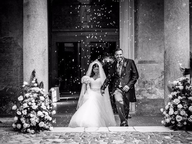 Il matrimonio di Emanuele e Francesca a Roma, Roma 38