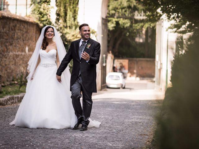 Il matrimonio di Emanuele e Francesca a Roma, Roma 39