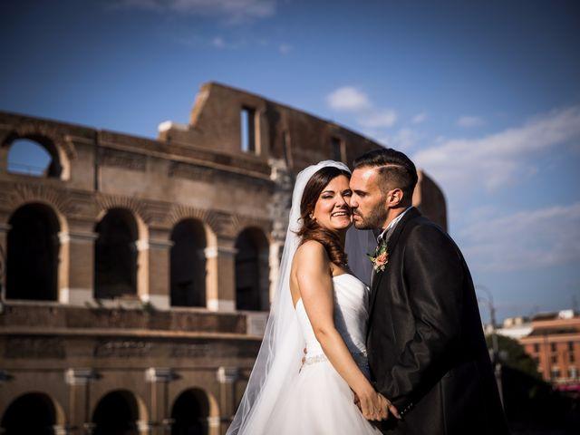 Il matrimonio di Emanuele e Francesca a Roma, Roma 44