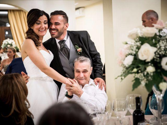 Il matrimonio di Emanuele e Francesca a Roma, Roma 49