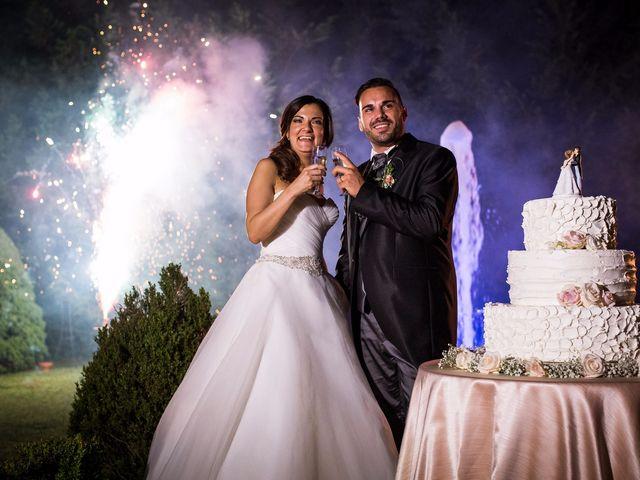 Il matrimonio di Emanuele e Francesca a Roma, Roma 63