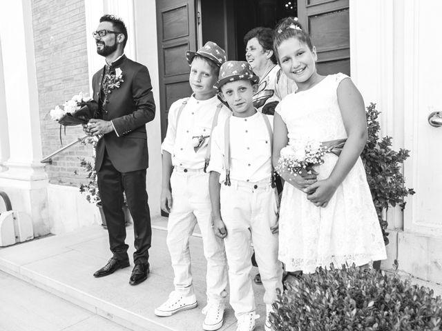 Il matrimonio di Luca e Laura a Longiano, Forlì-Cesena 2