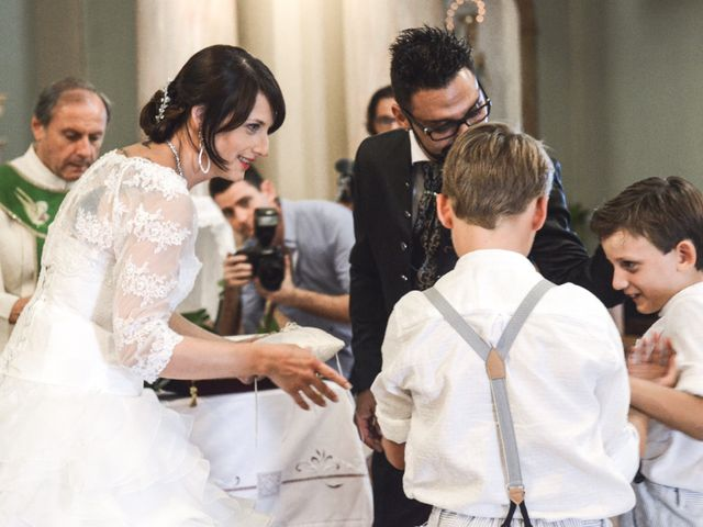 Il matrimonio di Luca e Laura a Longiano, Forlì-Cesena 6