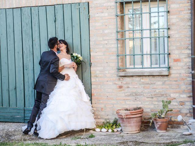 Il matrimonio di Luca e Laura a Longiano, Forlì-Cesena 8