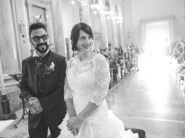 Il matrimonio di Luca e Laura a Longiano, Forlì-Cesena 9