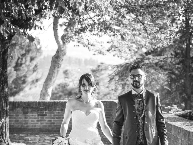 Il matrimonio di Luca e Laura a Longiano, Forlì-Cesena 12
