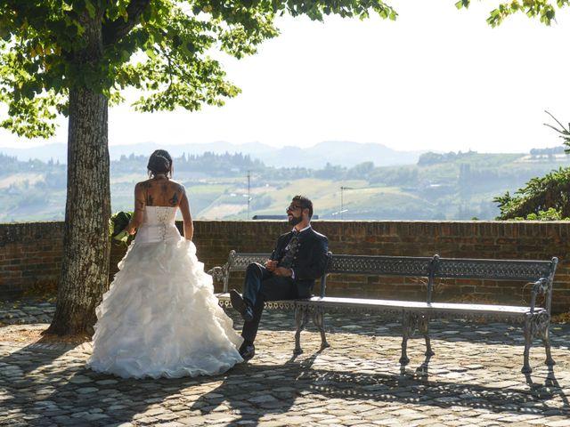 Il matrimonio di Luca e Laura a Longiano, Forlì-Cesena 13