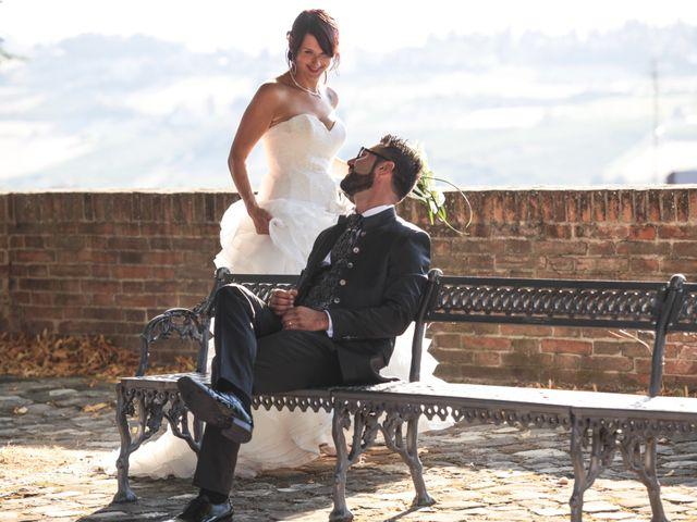 Il matrimonio di Luca e Laura a Longiano, Forlì-Cesena 14
