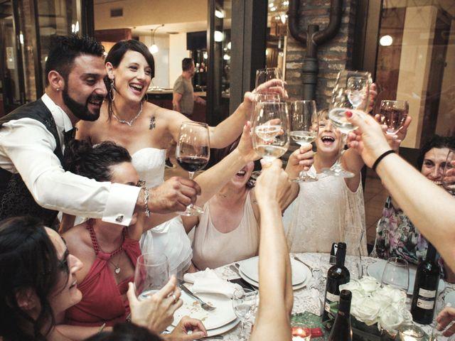 Il matrimonio di Luca e Laura a Longiano, Forlì-Cesena 17