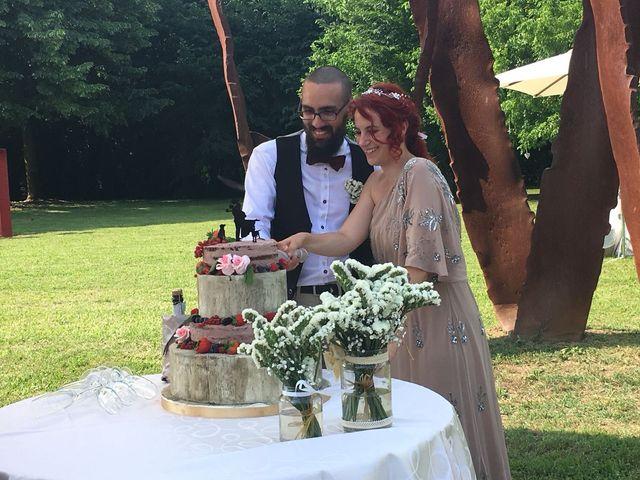 Il matrimonio di Giulio e Francesca a Mogliano Veneto, Treviso 8
