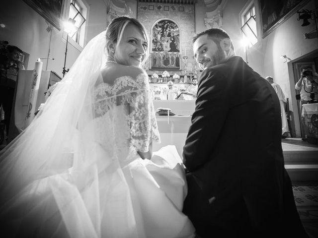 Il matrimonio di Marco e Elisabetta a Altidona, Fermo 41