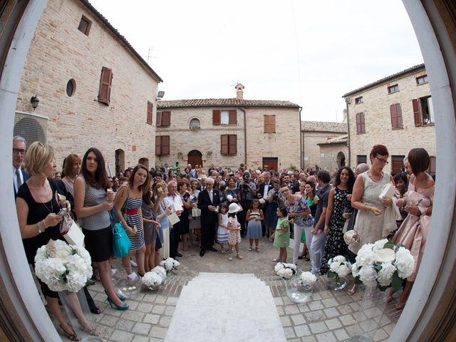 Il matrimonio di Marco e Elisabetta a Altidona, Fermo 43