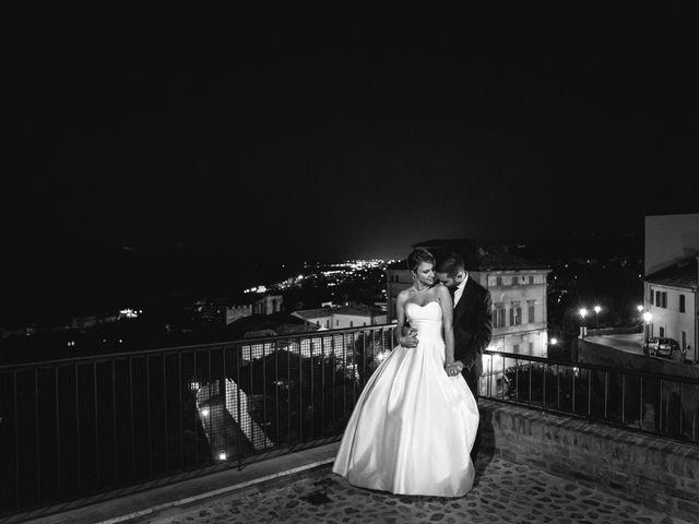 Il matrimonio di Marco e Elisabetta a Altidona, Fermo 85