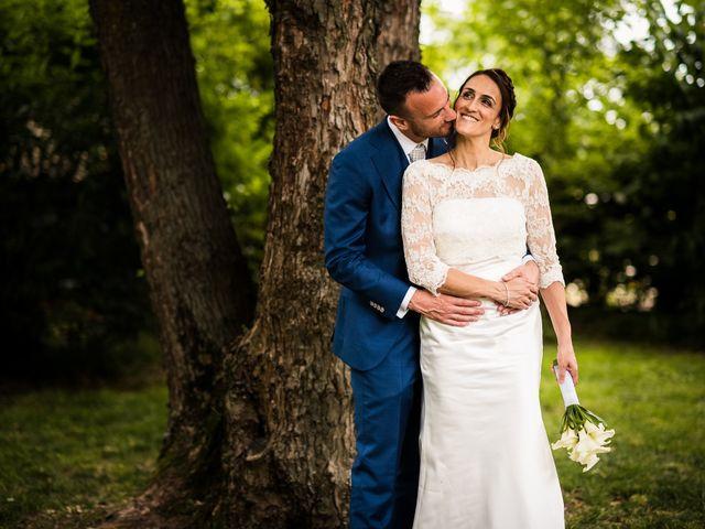 Il matrimonio di Andrea e Emanuela a Pavia, Pavia 1