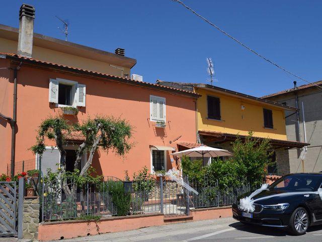 Il matrimonio di Cristian e Ivonne a Monsummano Terme, Pistoia 3