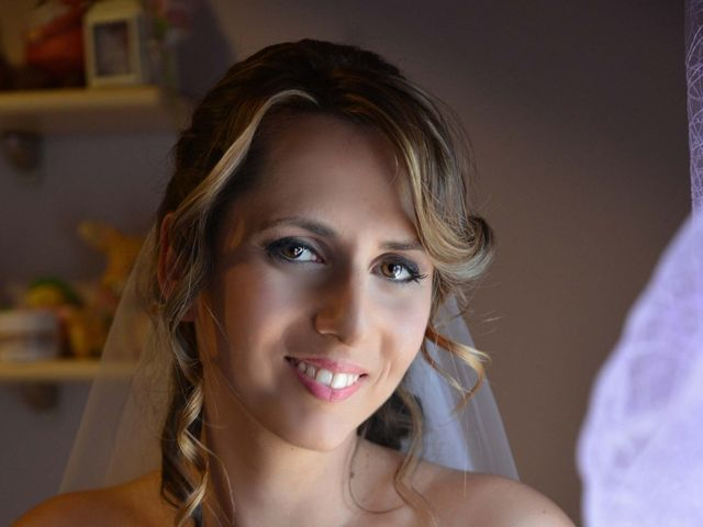 Il matrimonio di Cristian e Ivonne a Monsummano Terme, Pistoia 17