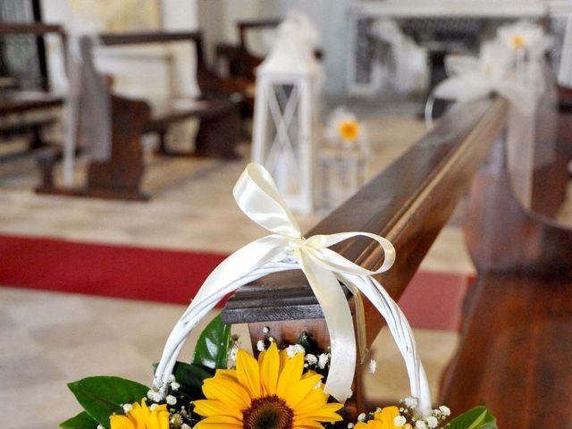 Il matrimonio di Cristian e Ivonne a Monsummano Terme, Pistoia 20
