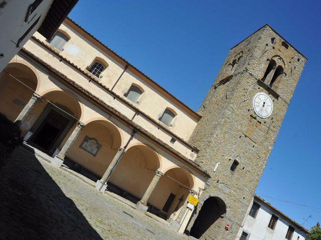 Il matrimonio di Cristian e Ivonne a Monsummano Terme, Pistoia 21