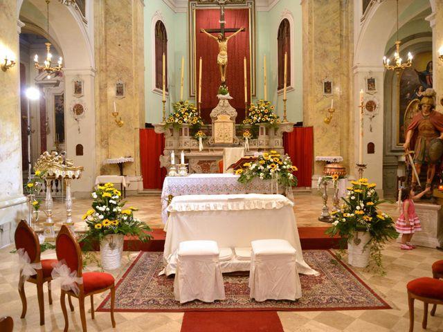 Il matrimonio di Cristian e Ivonne a Monsummano Terme, Pistoia 23