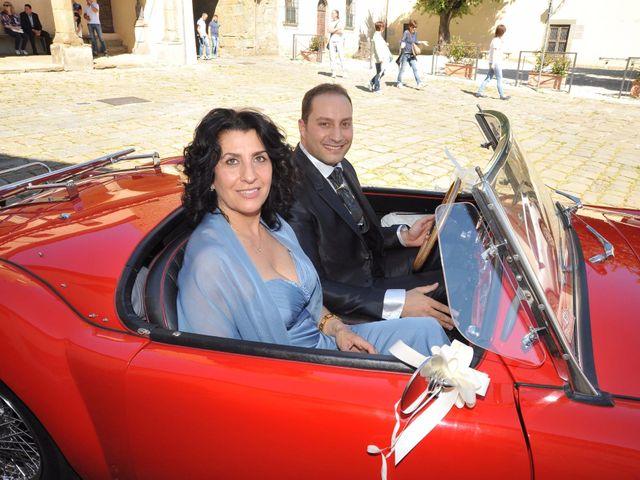 Il matrimonio di Cristian e Ivonne a Monsummano Terme, Pistoia 26
