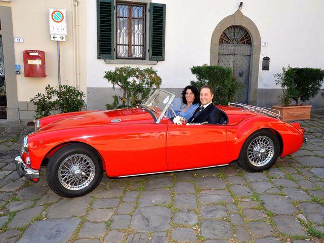 Il matrimonio di Cristian e Ivonne a Monsummano Terme, Pistoia 27