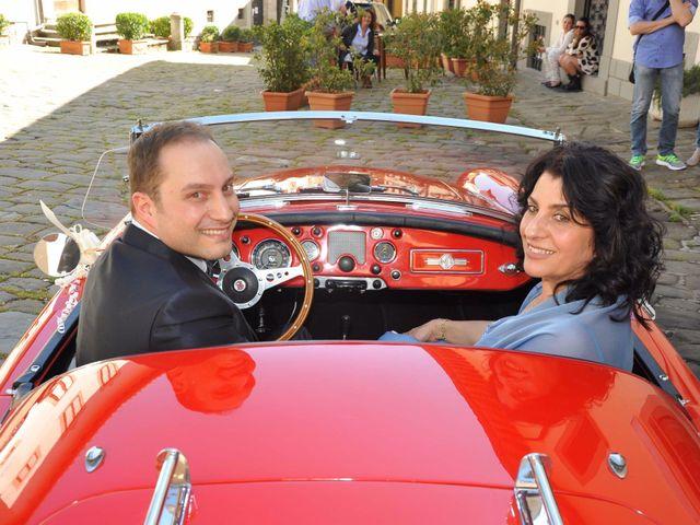 Il matrimonio di Cristian e Ivonne a Monsummano Terme, Pistoia 28