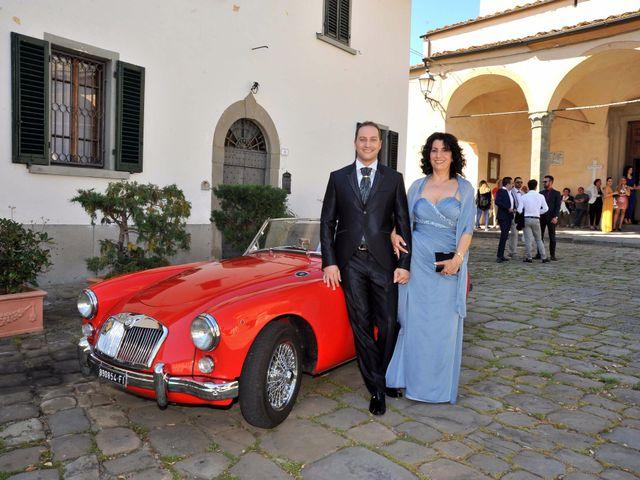 Il matrimonio di Cristian e Ivonne a Monsummano Terme, Pistoia 29