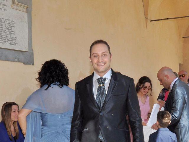 Il matrimonio di Cristian e Ivonne a Monsummano Terme, Pistoia 30