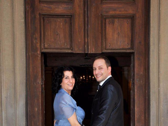 Il matrimonio di Cristian e Ivonne a Monsummano Terme, Pistoia 32