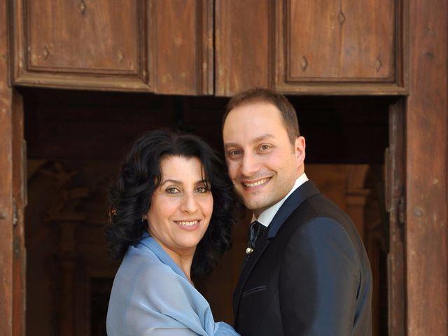 Il matrimonio di Cristian e Ivonne a Monsummano Terme, Pistoia 33