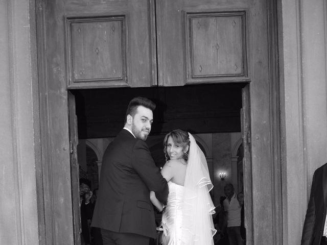Il matrimonio di Cristian e Ivonne a Monsummano Terme, Pistoia 34