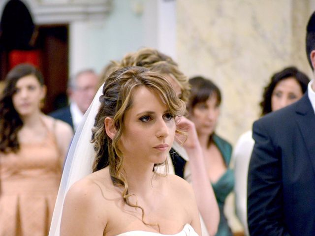 Il matrimonio di Cristian e Ivonne a Monsummano Terme, Pistoia 35
