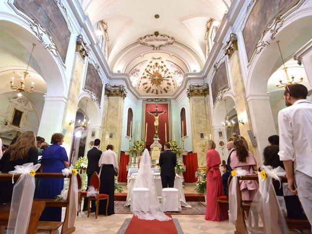 Il matrimonio di Cristian e Ivonne a Monsummano Terme, Pistoia 38