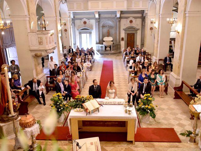 Il matrimonio di Cristian e Ivonne a Monsummano Terme, Pistoia 39