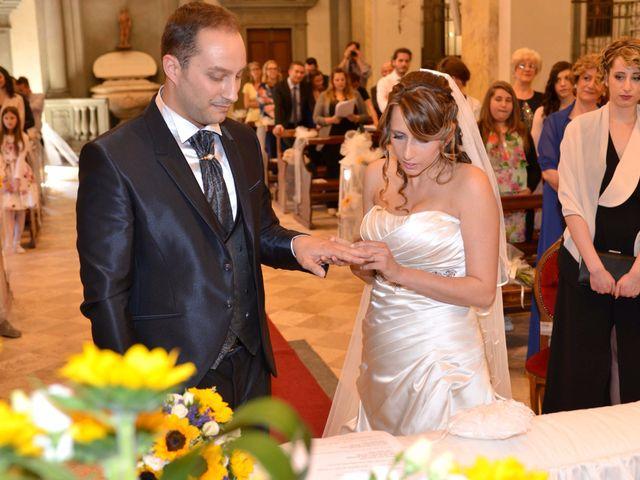 Il matrimonio di Cristian e Ivonne a Monsummano Terme, Pistoia 41