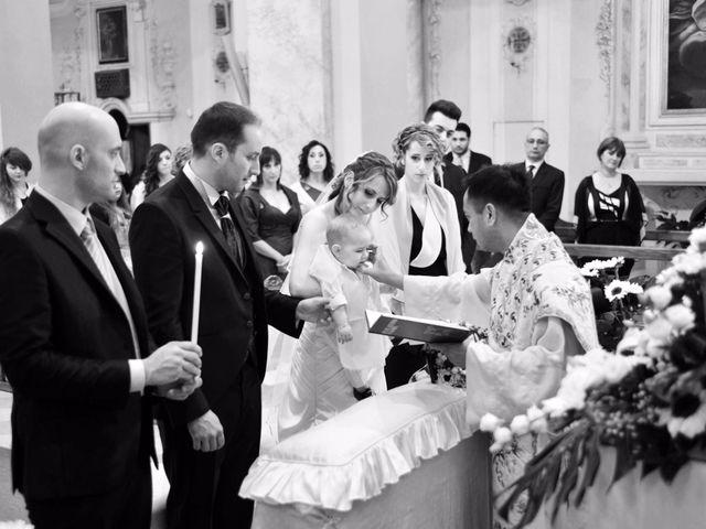 Il matrimonio di Cristian e Ivonne a Monsummano Terme, Pistoia 51