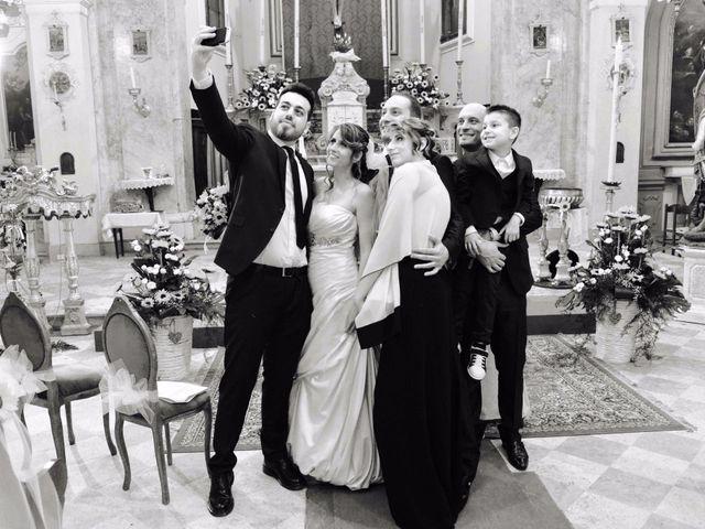 Il matrimonio di Cristian e Ivonne a Monsummano Terme, Pistoia 52