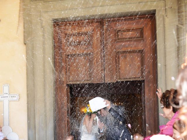 Il matrimonio di Cristian e Ivonne a Monsummano Terme, Pistoia 54