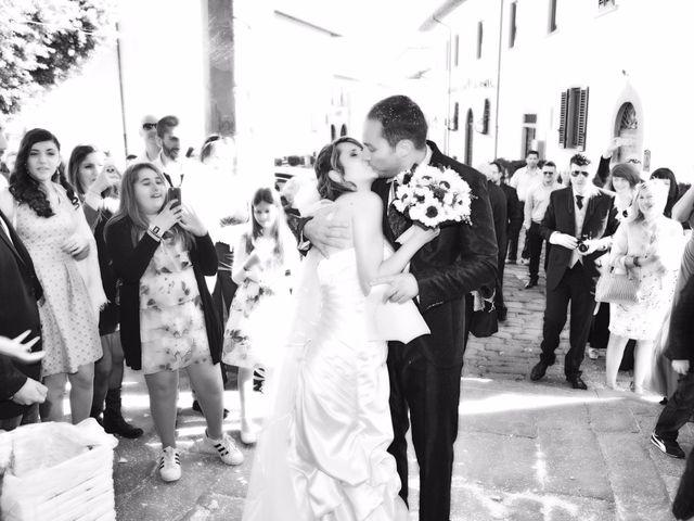 Il matrimonio di Cristian e Ivonne a Monsummano Terme, Pistoia 55