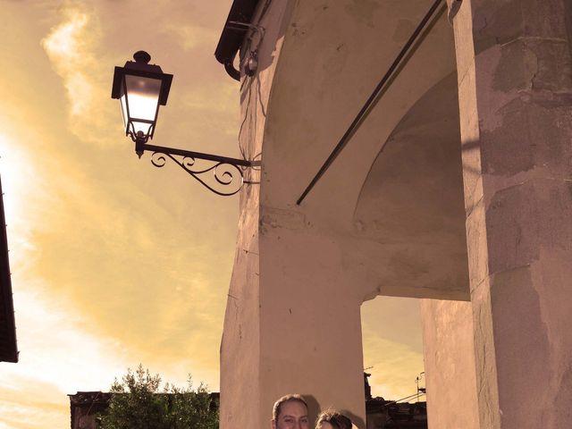 Il matrimonio di Cristian e Ivonne a Monsummano Terme, Pistoia 57