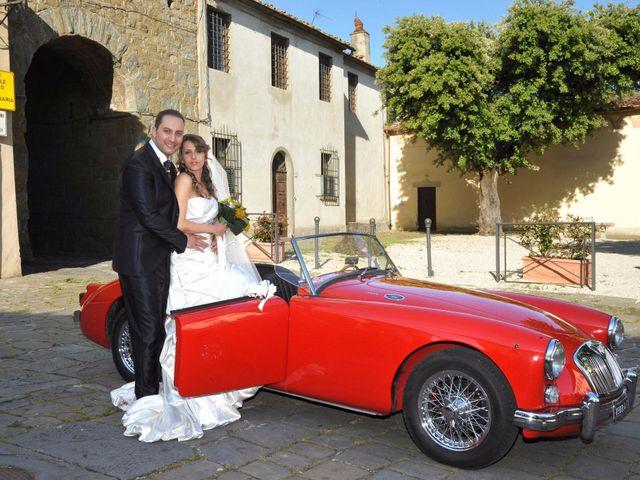 Il matrimonio di Cristian e Ivonne a Monsummano Terme, Pistoia 58