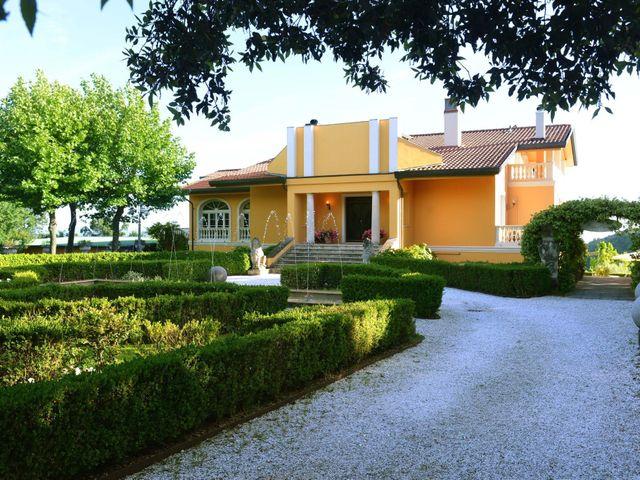 Il matrimonio di Cristian e Ivonne a Monsummano Terme, Pistoia 59